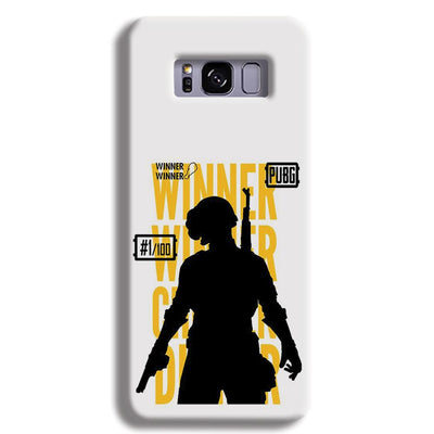 Pubg Winner Winner Samsung S8 Plus Case
