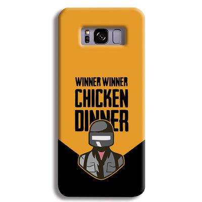 Pubg Chicken Dinner Samsung S8 Plus Case