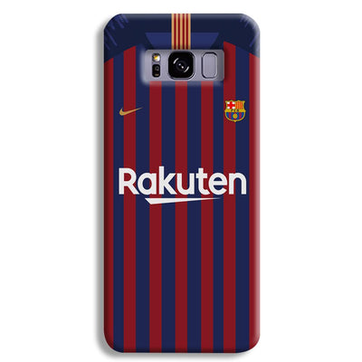 Barcelona Home Samsung S8 Plus Case
