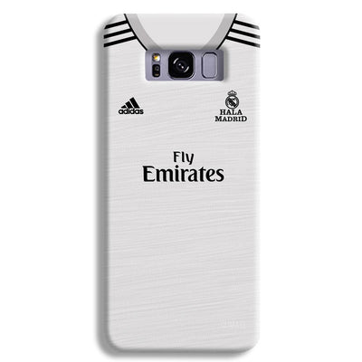 Real Madrid Home Samsung S8 Plus Case