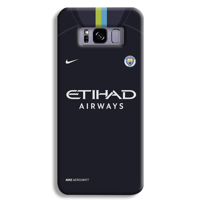 Manchester City Samsung S8 Plus Case