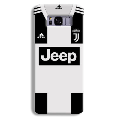 Juventus Home Samsung S8 Plus Case