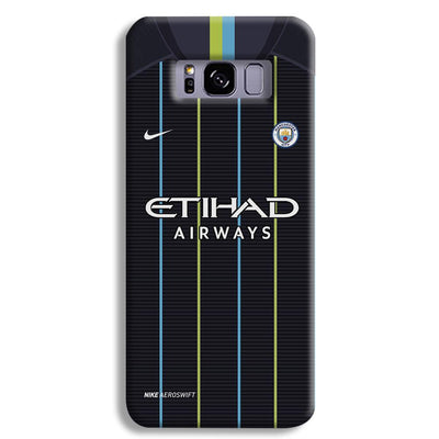 Manchester City Away Samsung S8 Plus Case