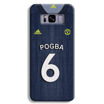 Pogba Manchester United Third Samsung S8 Plus Case