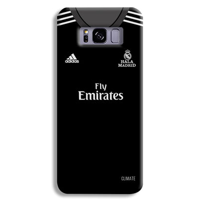 Real Madrid Away Samsung S8 Plus Case