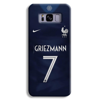 Griezmann France Jersey Samsung S8 Plus Case