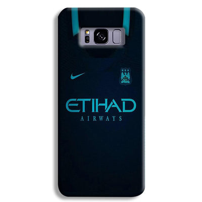 Manchester City Away Jersey Samsung S8 Plus Case