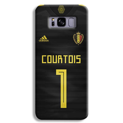 Thibaut Courtois of Club Jersy Samsung S8 Plus Case