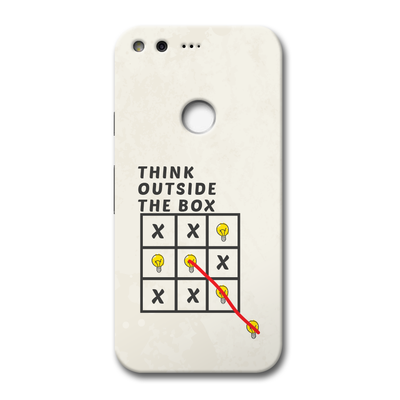 Think Outside the Box Google Pixel Case