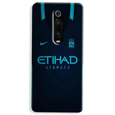 Manchester City Away Jersey Xiaomi Redmi K20 Pro Case