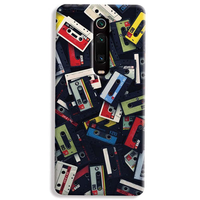 Retro Mix Tape Xiaomi Redmi K20 Pro Case