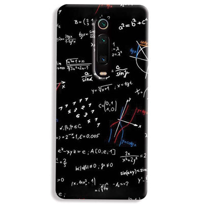 Trigonometry Pattern Xiaomi Redmi K20 Pro Case