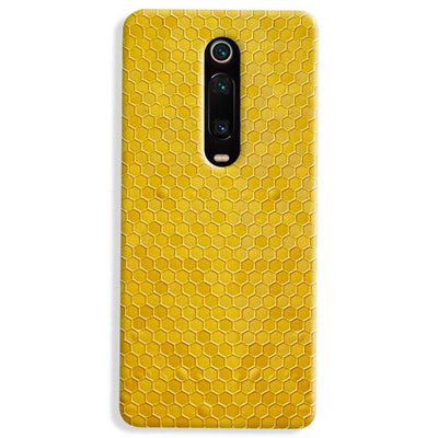 Hexagen Dot Yellow Xiaomi Redmi K20 Pro Case