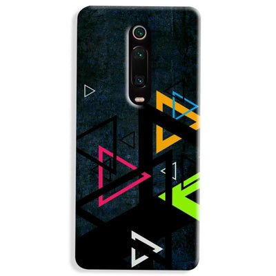 Triangular Pattern Xiaomi Redmi K20 Pro Case