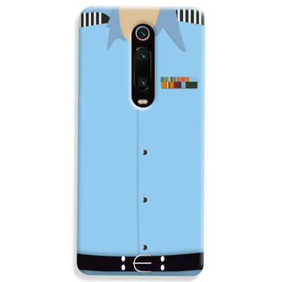 Air Force Uniform Xiaomi Redmi K20 Pro Case