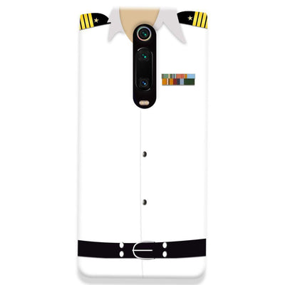 Merchant Navy Uniform Xiaomi Redmi K20 Pro Case