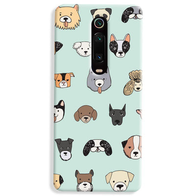 Animal Lover Xiaomi Redmi K20 Pro Case