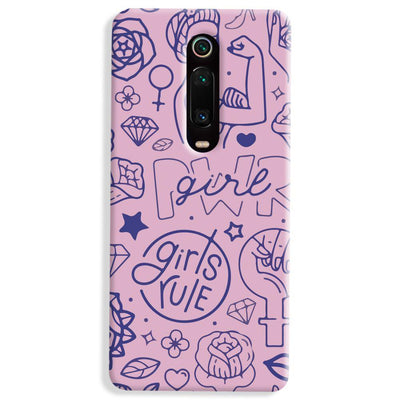 Girls Rule Xiaomi Redmi K20 Pro Case