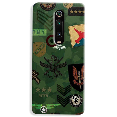 Indian Army Xiaomi Redmi K20 Pro Case