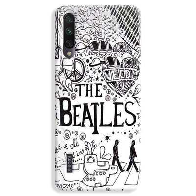 The Beatles Xiaomi Mi A3 Case