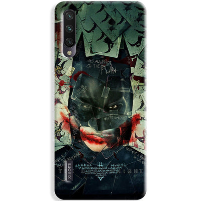 Bat Joker Xiaomi Mi A3 Case