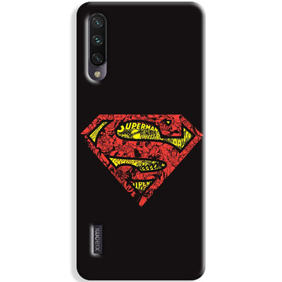 Urban Superman Logo Xiaomi Mi A3 Case
