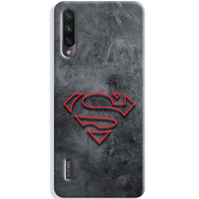 Superman Steel Xiaomi Mi A3 Case