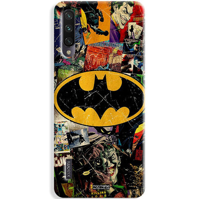 Bat Iconic Logo Xiaomi Mi A3 Case