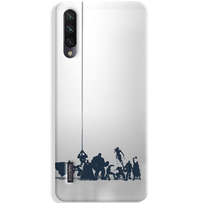 Marvel: The Avengers Xiaomi Mi A3 Case