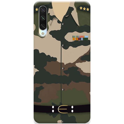 Army Uniform Xiaomi Mi A3 Case