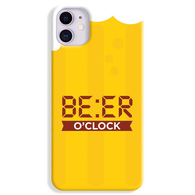 Beer O' Clock iPhone 11 Case