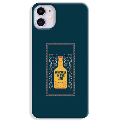 Whiskey In The Jar iPhone 11 Case