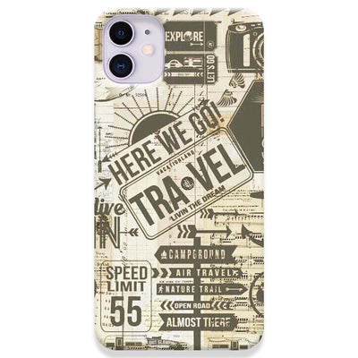 Here We Go iPhone 11 Case