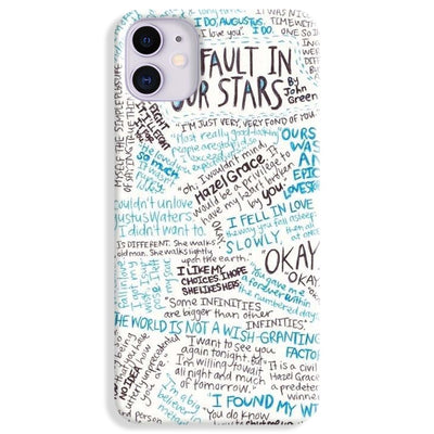 Fault In Our Stars iPhone 11 Case