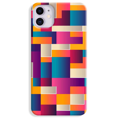Colorful Abstract iPhone 11 Case