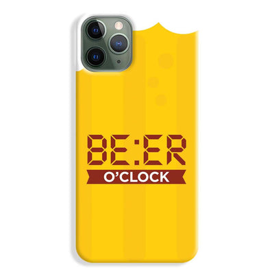 Beer O' Clock iPhone 11 Pro Case