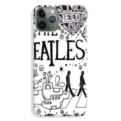 The Beatles iPhone 11 Pro Case