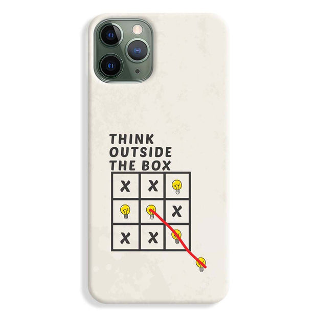 Think Outside the Box iPhone 11 Pro Max Case