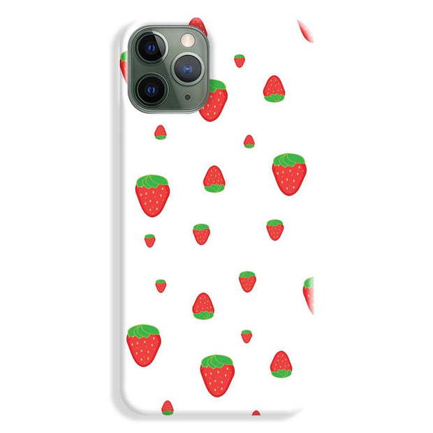 Strawberry iPhone 11 Pro Max Case