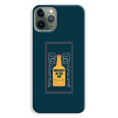 Whiskey In The Jar iPhone 11 Pro Max Case
