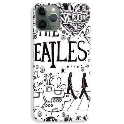 The Beatles iPhone 11 Pro Max Case