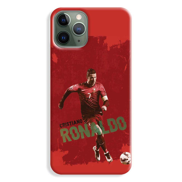 Cristiano Ronaldo iPhone 11 Pro Max Case