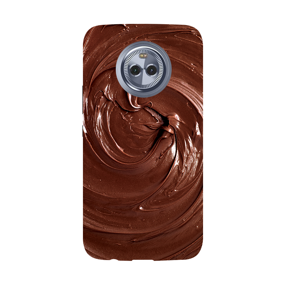 Chocolate Moto X4 Case