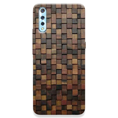 Wooden Blocks Vivo S1 Case
