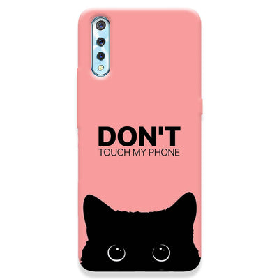 Don't Touch My Phone Vivo S1 Case