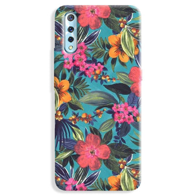 Hawaiian Flower Vivo S1 Case