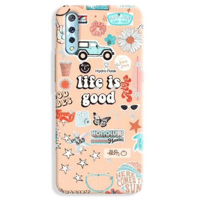 Life Is Good Vivo S1 Case