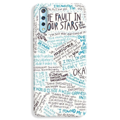 Fault In Our Stars Vivo S1 Case