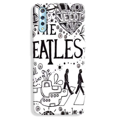 The Beatles Vivo S1 Case