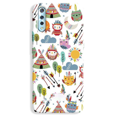 Cute Tribal Vivo S1 Case